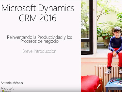 Partner Connect - Microsoft Dynamics CRM