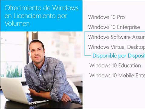 Partner - Licenciamiento Windows 10