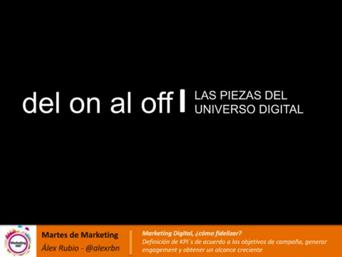 Marketing Digital ¿Cómo fidelizar? MicrosoftColombia